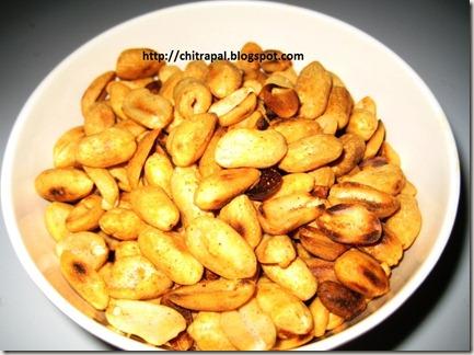 Chitra Pal Chat Pate Peanuts