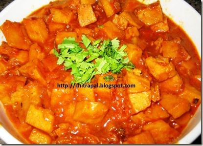 Chitra Pal Spicy Jimikand