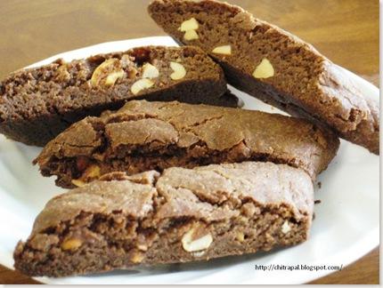 Chitra Pal Almondy Biscotti