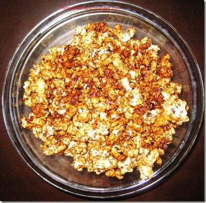 Chitra Pal Caramel PopCorn