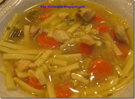 Chitra Pal Chicken Noodles Soup