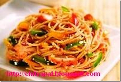 Chitra Pal Authentic Pad Thai Noodles