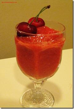 Chitra Pal Strawaberry Sorbet