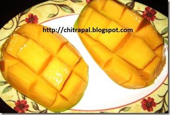 Chitra Pal Fresh Mango Pulp