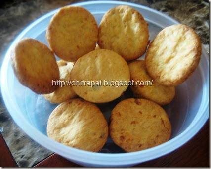 Chitra Pal Potato Biscuits