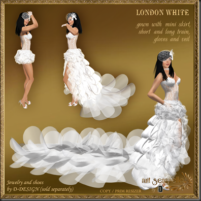 D-DESIGN London White png