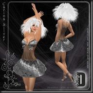 D-DESIGN Carina Silver'