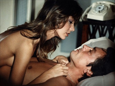 Alain Delon & Anne Parillaud