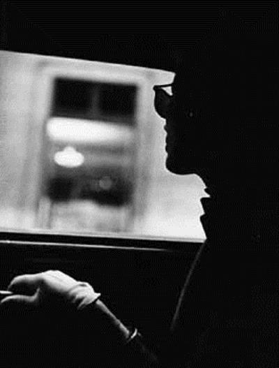 Taxi Cab, New York, 1945