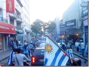 Uruguay 2 holanda 3 por semi final (6.7.10) (7)