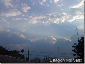 Atardecer oscuro al oeste (30.7.10) (2)