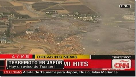 Terremoto y Tsunami en Vivo (11.3.11) (2)