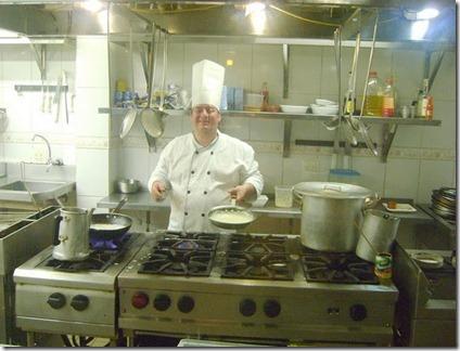 Chef Paulo Pecora