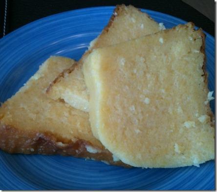 bolo de milho fresco