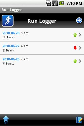 Run Logger