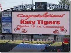 Katy vs Cinco 105