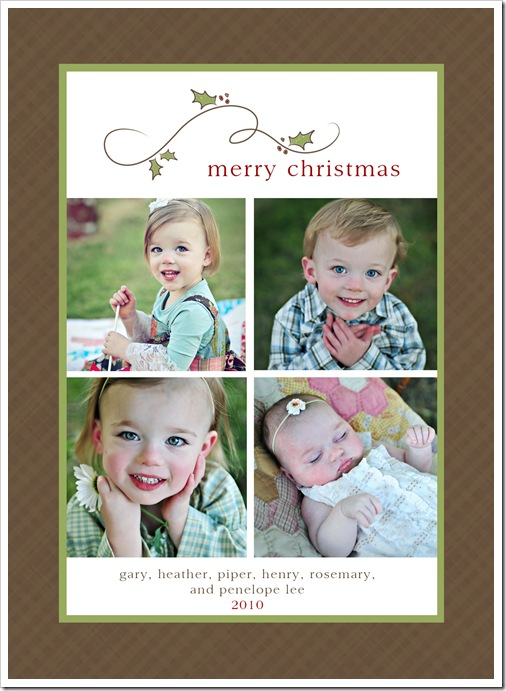 2010 Christmas Card Front JPG