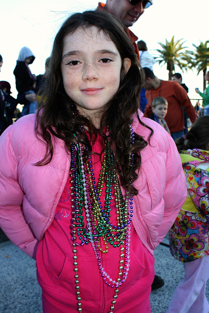 Bring on the Beads!