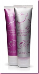 murad goji berry body wash