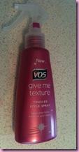 VO5 Tousled Stye Spray