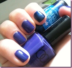 notd indigo polish