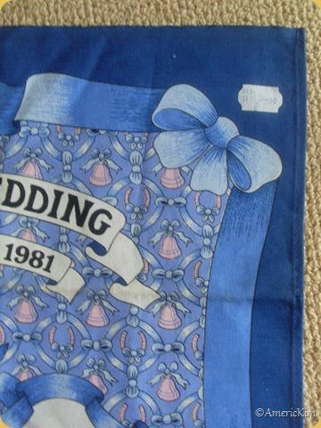 Royal Wedding Tea Towel-1