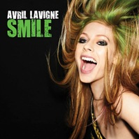 Smile - capa do single da Avril Lavigne