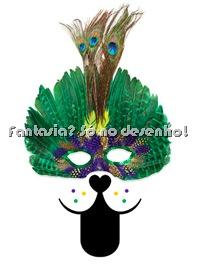 Carnaval pelado e mais legal