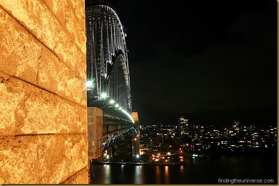 Sydney harbour bridge - New South Wales - Australia