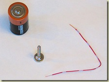 the simplest electric motor1