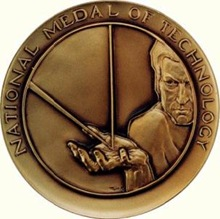 Doug Engelbart's National Medal of Technology