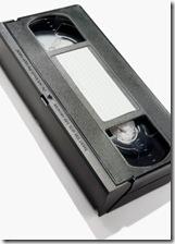 La cassette VHS