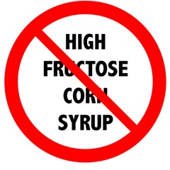 Avoid High Fructose Corn Syrup
