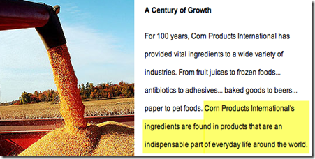 Corn Products International