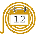 2016 Holidays Calendar icon