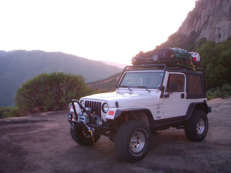 Tj S With Roof Racks Jeepforum Com