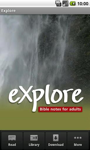 Explore Bible Devotional