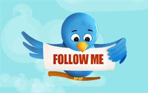 Clique-me e siga-me no Twitter