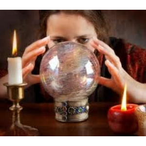 Candle Magick For Scrying Cover