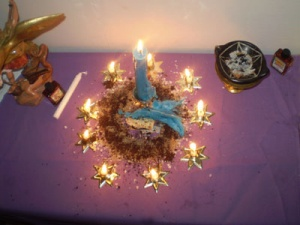 Protection Spell For The Elderly Or Housebound Cover
