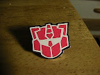 "BotCon 2010 ""First 100"" Pin"