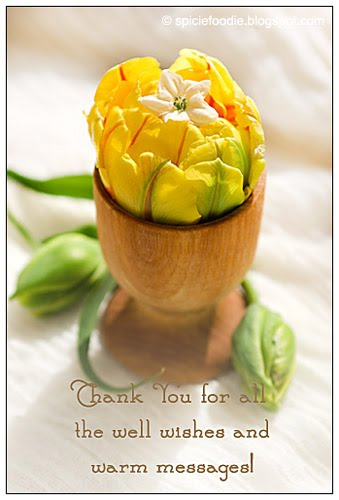 wood; wooden; cup; yellow; tulip; tulips; two; green; unbloomed; brown; background; flower; fresh; still life; nature; no one; mesh; cloth; celebration; soft focus