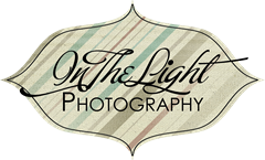 in the light photography logo 3