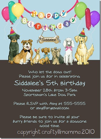 sidda puppy party web