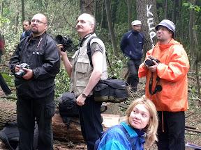 """Лагерь """"Зелёный Форт"""", около 6.00, ведётся фото- и видеосъёмка документальных свидетельств"""