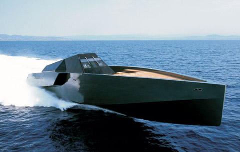 yacht, 118 wally power