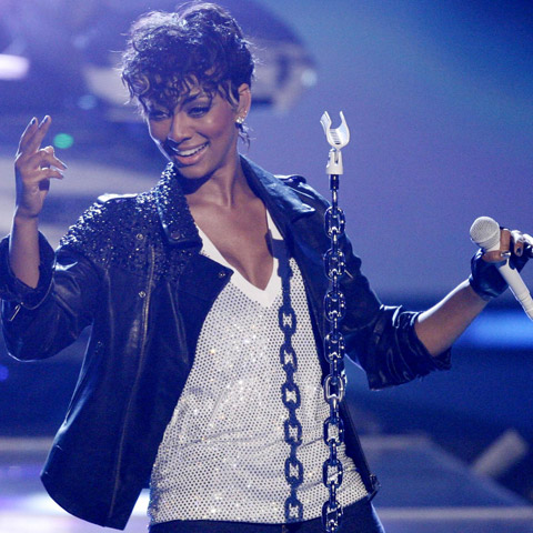 keri hilson, bet awards 2009