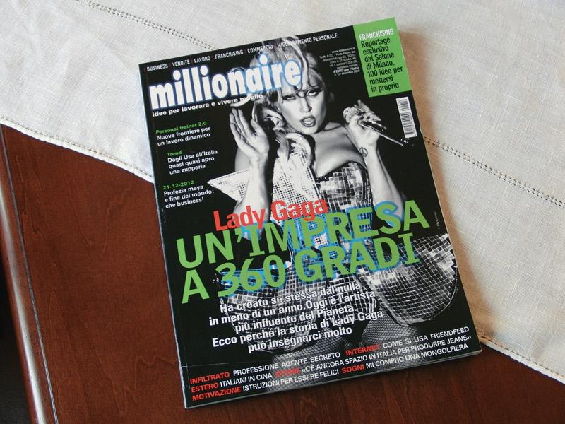 millionaire dicembre 2010