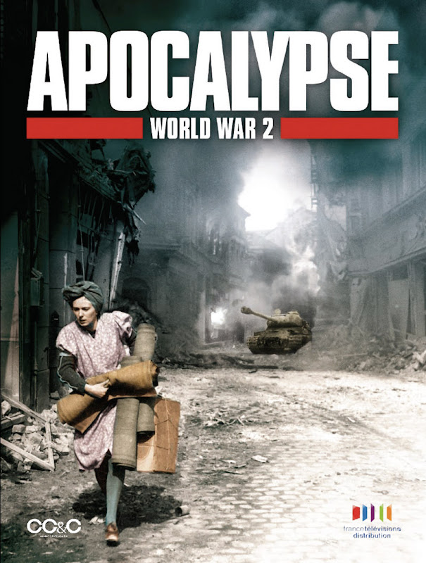 apocalypse ii world war, national geographic, rete 4, france 2