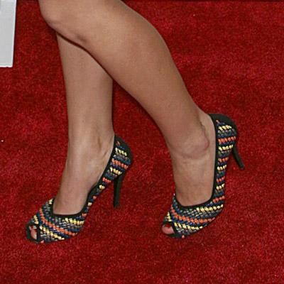 eliza dushku shoes high heels